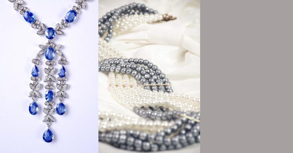 Vanitto beautiful semi-precious necklaces
