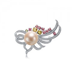 18k South Sea Pearl, Gemstones and Diamonds