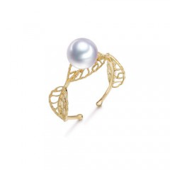 18k White South Sea Pearl